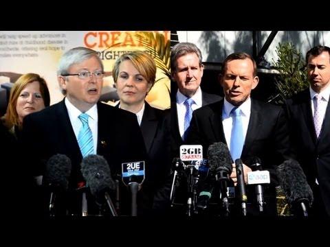 Australian election clock ticks down on campaign