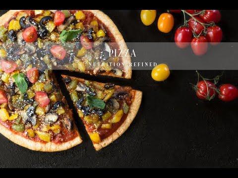 Low Carb Pizza Crust (1 Ingredient) | Vegan, Grain-Free, Nut-Free, Oil-Free
