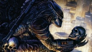 CGR Undertow - PREDATOR: CONCRETE JUNGLE review for PlayStation 2