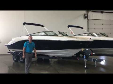 2018 Sea Ray 23SPX Boat for Sale at MarineMax Rogers