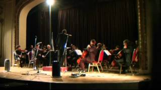 Camille Saint-Saëns: Sarabanda y Rigaudon Op. 93