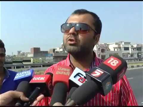 Karnal Delhi Girl Nashe Me Dhut NH 1 Par 5 Logo Ko Car Se Kuchla 2 Ki Maut Police Ne Kiya Arrest Mus
