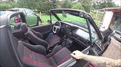 Golf 1 Cabrio Blinker Karmann