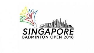 Live Streaming   Singapore Open 2018 Badminton