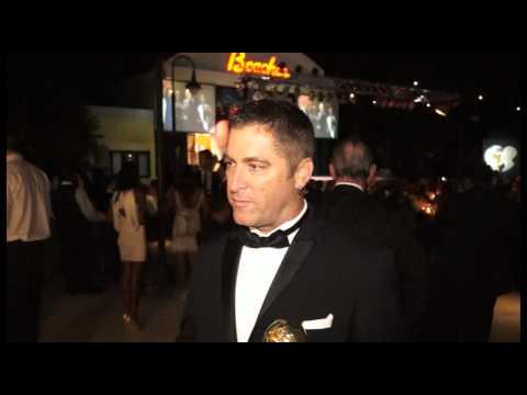 Gavin Greenwood, commercial manager, Rio Secreto