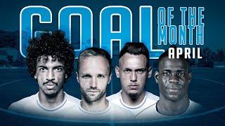 Gustavo, Ocampos, Germain, Balotelli | Votez pour le but du mois