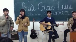 Cơn mưa tình yêu ( guitar)