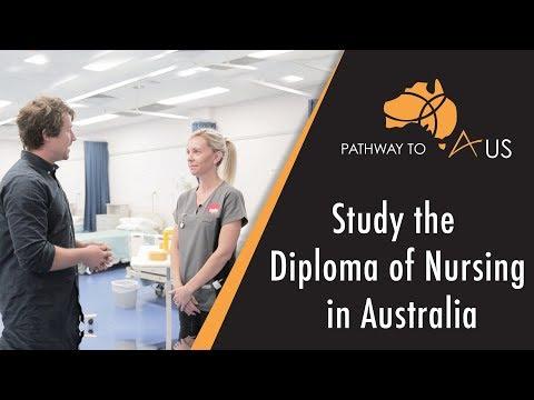 Study Nursing In Australia - On Campus Visit