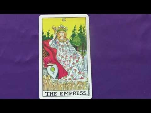 Empress Major Arcana #3 - How to Read Tarot cards - Meaning , Interpretation & Understanding