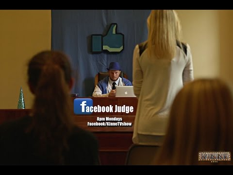 THE FACEBOOK JUDGE - Ep1