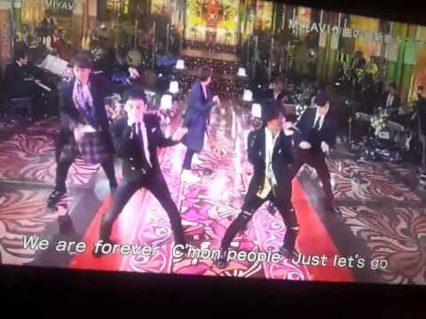 Fns smap 雪が降ってきた&other side