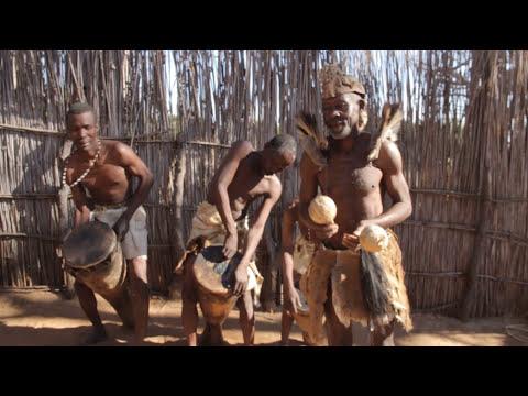 Mafwe Living Museum Traditional Dance, Zambezi, Namibia