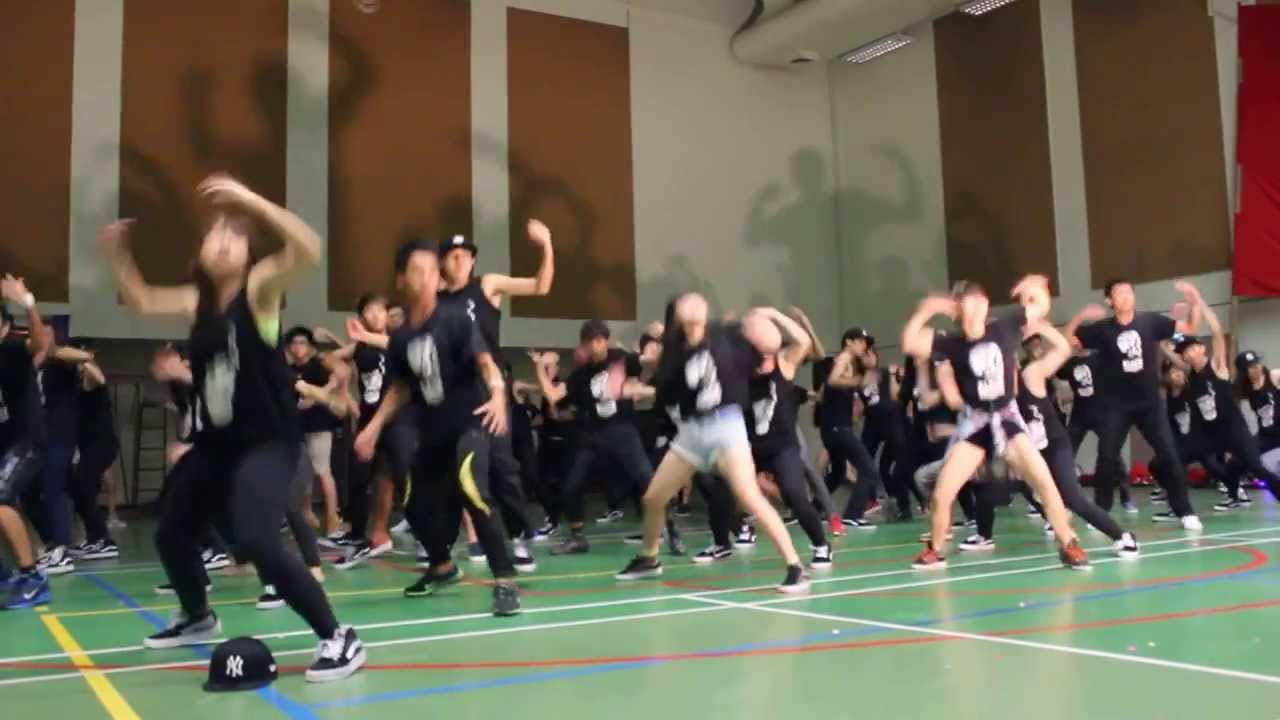 Poly 大O 2013 Black Camp Dance - YouTube