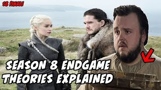 Game Of Thrones Season 8 Finale Theories EXPLAINED!