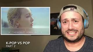 K-Pop vs Pop — Challenge Request Part 2