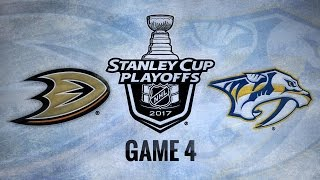 Perry's OT goal gives Ducks 3-2 win in Game 4