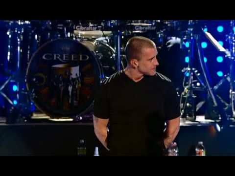 Creed - My Sacrifice (live 2009)