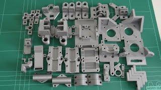 HyperCube 3D Printer Plastic Parts