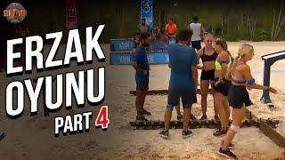 Erzak Oyunu 4. Part   36. Bölüm   Survivor Türkiye - Yunanistan