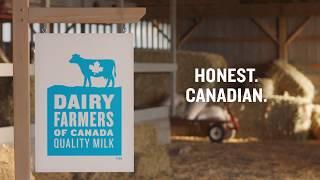 Honest Canadian Dairy - NO Hormones + NO antibiotics
