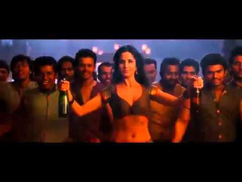 Огненый путь, индийский фильм отрывак из песни, катрина кейф и ритик рошан, Ritik and Katrina