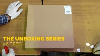 The Unboxing Series #6 | T.Rex - Unchained - Book Set