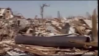 Thảm họa lốc xoáy siêu kinh hoàng khi mẹ thiên nhiên nổi giận