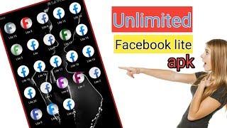 Unlimited Facebook Lite apk screenshot 5