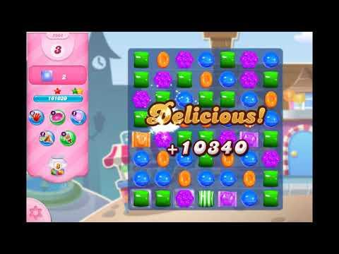 Candy Crush Saga - Level 2964 ☆☆☆