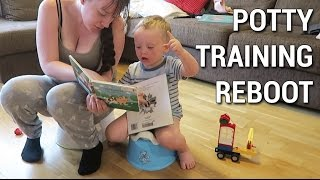 POTTY TRAINING DAY 3: PANICKED FEAR (day 722)
