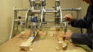Clone 4D - Router Duplicator / Copy Carver -  Propeller Duplicating.