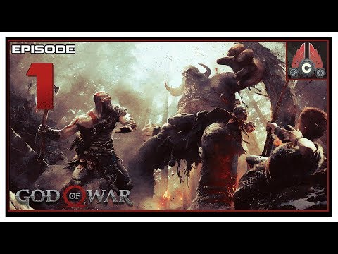 Let's Play God Of War With CohhCarnage (Hard Difficulty) - Episode 1