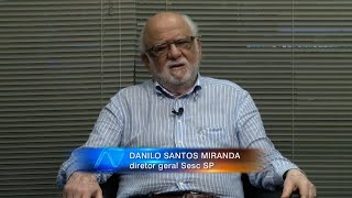 Baixar Unesp Notícias | Diretor geral do Sesc-SP fala de parceria com a Unesp