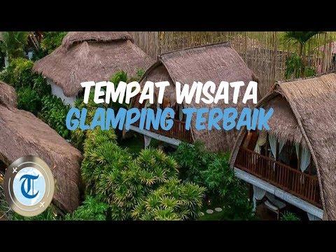 10-tempat-wisata-glamping-terbaik-di-indonesia,-perkemahan-modern-dengan-fasilitas-lengkap