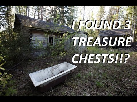 3 Structures 1 Car (found photos!) ABANDONED ESTATE / part.2 Urban Exploration