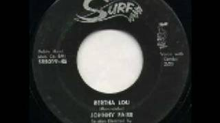 Johnny Faire - Bertha Lou