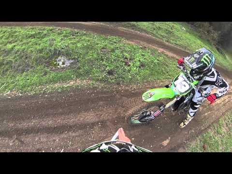 Joseph Ashton Motocross