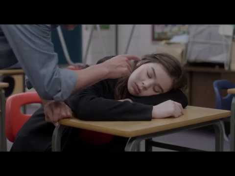 Hailee Steinfeld - All Deleted Scenes From The Edge Of Seventeen 2016 Movie