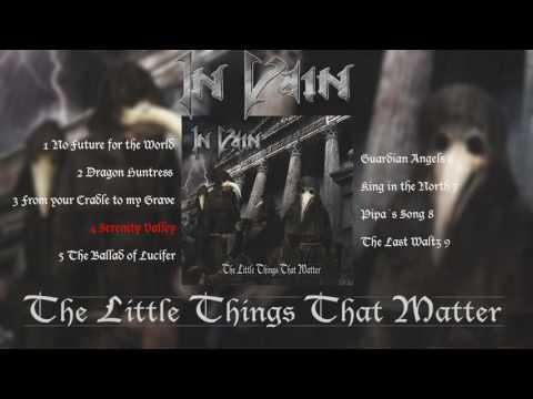 In Vain - The Little Things That Matter - Full Album