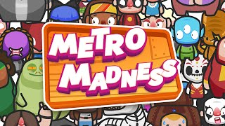 Metro Madness - The Rush Hour for Android and iPhone