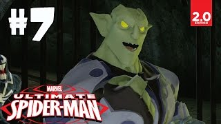 Ultimate Spider-Man - Part 7 (Sewer Search, Goblin