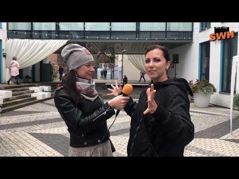 Aija Vītoliņa un Inese Vaikule - Radio SWH reportāžas no Talsu pilsētas svētkiem (05.07.2019.)