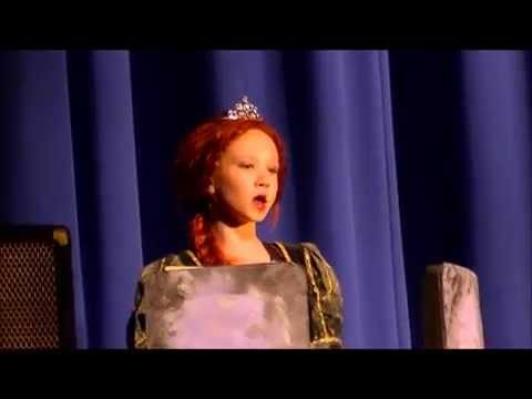 """""""I know It's Today"""" From Musical """" Shrek the Musical"""" performed at Anna Jonesboro High school"""