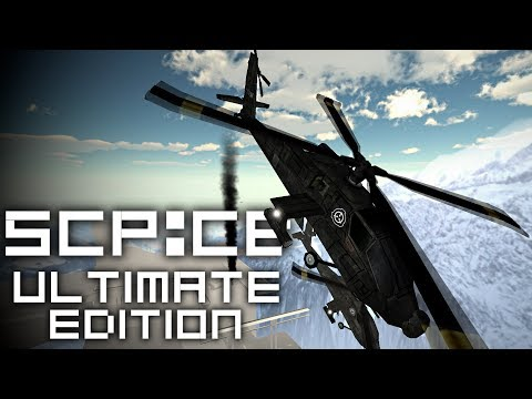 SCP:CB Ultimate Edition IS THIS THE END (Part 5)