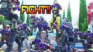 BO3 DARK MATTER BOXING MATCH!! Running With Cizzorz #8!! (Funny Custom Games With Subscribers)
