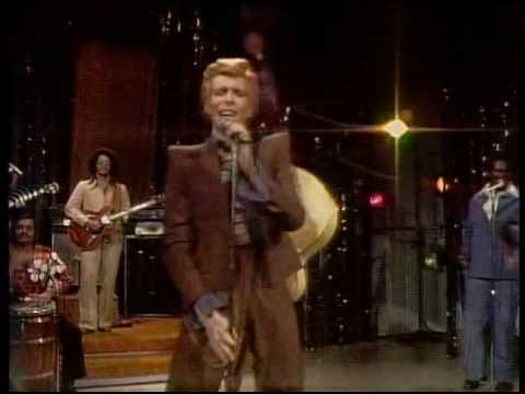 David Bowie Young Americans Live Dick Cavett Show 1974