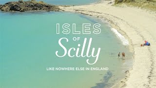Isles of Scilly - just off the coast of Cornwall