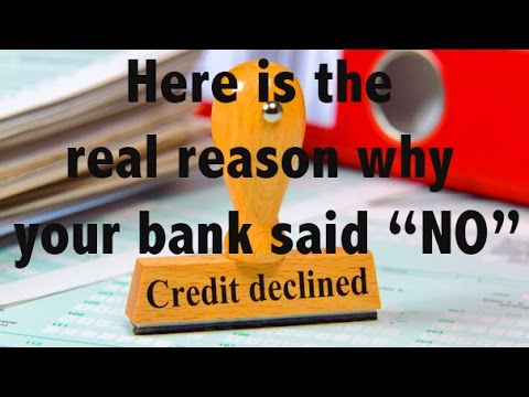 Why Was My Credit Card Application Denied What To Do If You Are Rejected For Credit