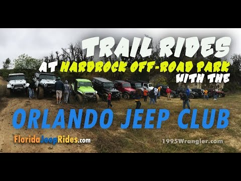 How Much Can Your Stock Jeep Do? We Found Out The Hard Rock Way.