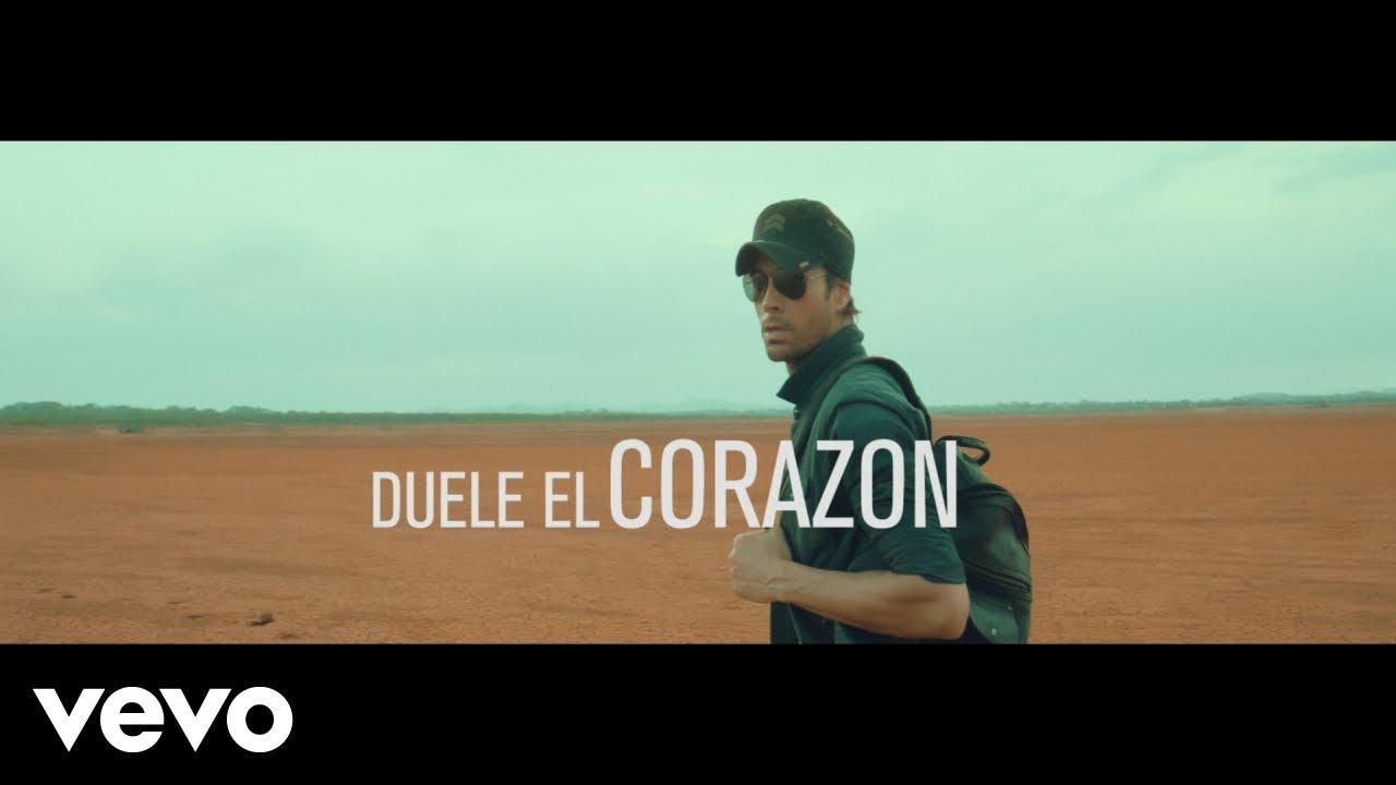 Enrique Iglesias Duele El Corazon Ft Wisin Youtube